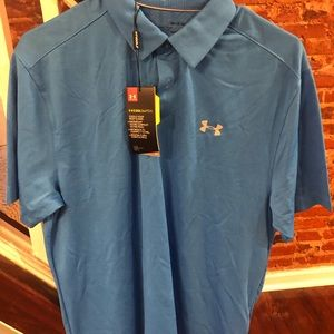New with Tags: men's Under Armour Polo